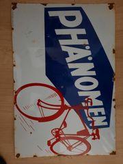Fahrrad Emailschild
