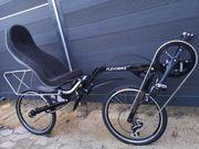 Flevobike Fahrrad Liegerad Liegefahrrad