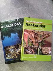 Bücher ANAKONDAS