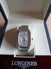 Armband Uhr Longines Evidenzia Groß