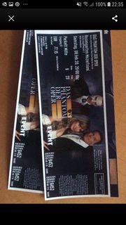 2 Musicalkarten 125EUR