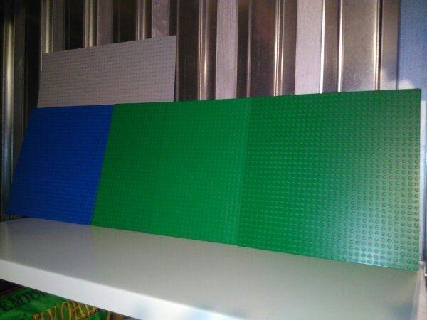 Bauplatten Lego