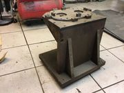 Circa 40 Kilo schwere Eisenkonstruktion