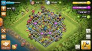 Clash of Clans Level 215