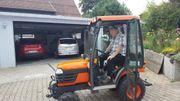Traktor Kubota BJ 2000 zu