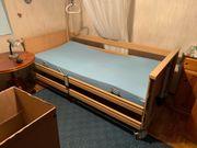Burmeier Pflegebett Dalli II inkl