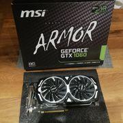 MSI GTX 1060 6 GB