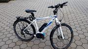 Fahrrad E-Bike Trekking Bike Cross
