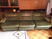 Couch und 2 Sessel