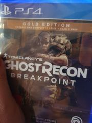 Ghost Recon Breakpoint Ps4 Gold