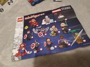 Lego Marvel Mini Figuren