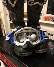 Enduro Motocross MX Stiefel Alpinestar