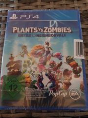 plants vs zombies- sealed game
