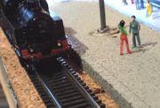 Reparatur ihrer Loks Spur TT