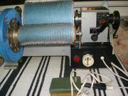 elektrischer Kardemaschine elektrisches Spinnrad-Wollkarde-spinnen-wolle-Garne