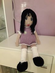 Gehäkelte Tiere Amigurumi Gestrickte Puppe