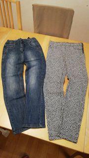 Mädchen Hosen gr 152 6