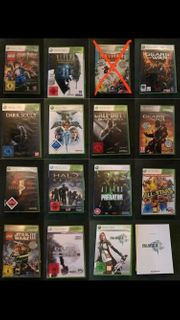 XBOX 360 - Spiele Collection - Alice