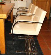 6 Stühle Bauhaus-Klassiker Freischwinger