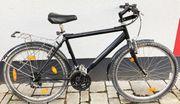 18-Gang Herren City-Mountainbike fährt schaltet
