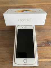 IPhone 6s weiss rosegold 32