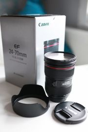 Canon EF 24-70mm f2 8L