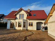 Wunderschönes neues Haus im Masurenland
