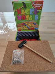 Nagel Mosaik Hammerspiel neuwertig