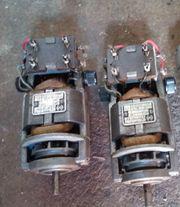 Kleinmotoren Elektromotoren Spezeial DDR neu
