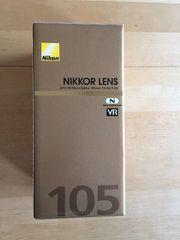MICRO NIKKOR 105 mm 1