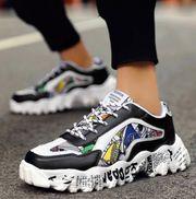 Bunte Herren Sneaker