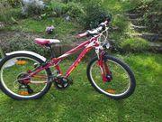 Cube Mädchen Fahrrad