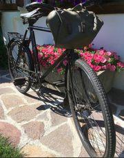 Schweizer Militär Fahrrad 1937 Schweizer