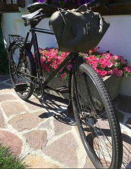 Schweizer Militär Fahrrad 1937! Schweizer Militär-Velo, ein Ordonanz-Rad der Schweizer Armee