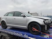Schlachtfest Audi A3 8P 1
