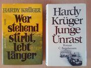 2 signierte Bücher von Hardy