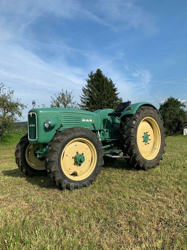 MAN Traktor 4P1