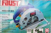 Handkreissäge Fabrikat Faust HKS 55-01