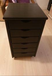 Büro Rollcontainer Rollschrank Schubladenschrank