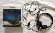 HAMA Headset Essential HS 300 -