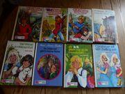 Ältere Kinderbücher und Pferdebücher