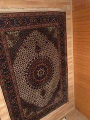 Gut erhaltene Orientteppiche für Wohnzimmer