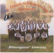 CD Rhinzigünar Schalmeienzug Lustenau