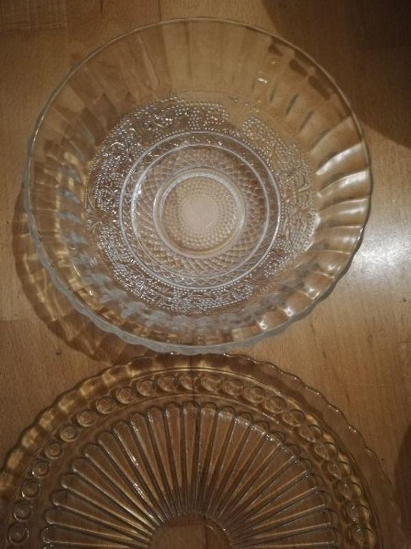 Glasschüsseln 4 Stk