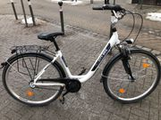Alu Damen Rad CITY BIKE