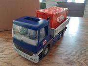 Baustellenfahrzeug Playmobil