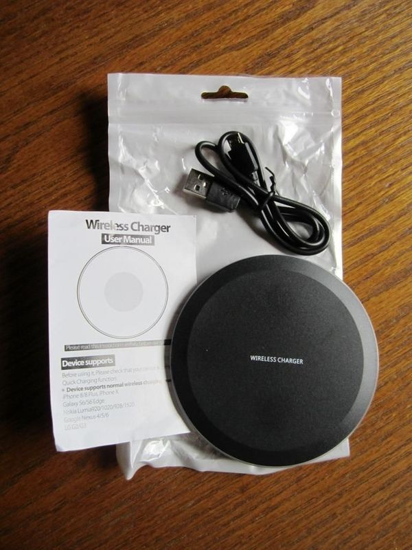 Wireless Charger Kabellose Ladestation
