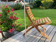 Gartenstühle Akazie klappbar