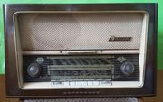 Historisches Radio Nordmende Rigoletto 58
