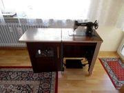 Antike Naehmaschine In Roßtal Sammlungen Seltenes Günstig